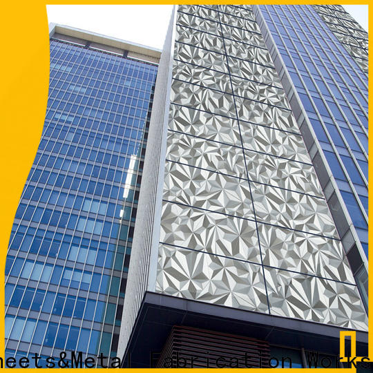Topson cost-effective architectural metal cladding for wholesale for elevator