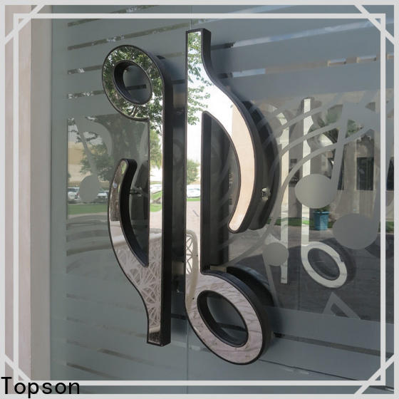 advanced stainless steel furniture handles steel for business for kitchen decoration