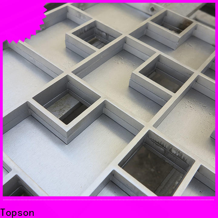 Topson reliable 3 inch floor drain cover Suppliers for apartment