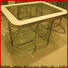 Topson metal furniture for sale factory for outdoor