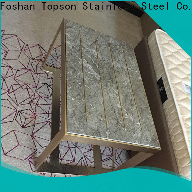 Topson widely used stainless steel cabinet suppliers factory for kitchen cabinet for bathroom cabinet decoratioin