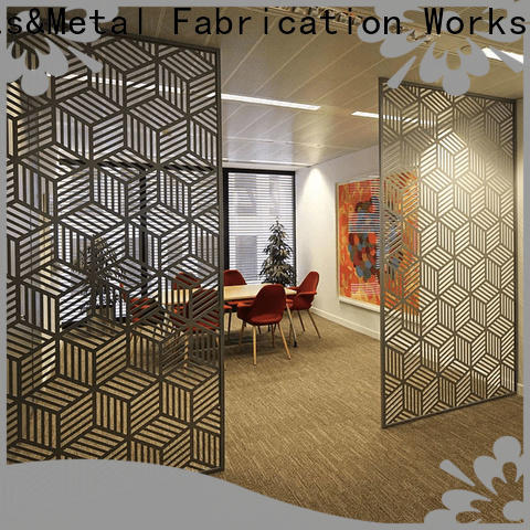 Topson Custom decorative metal screen sale for protection