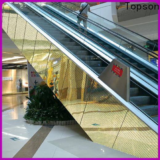 Topson column metal cladding manufacturers company for wall