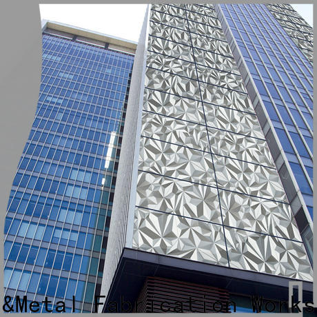 Wholesale used cladding sheets jamb manufacturers for elevator