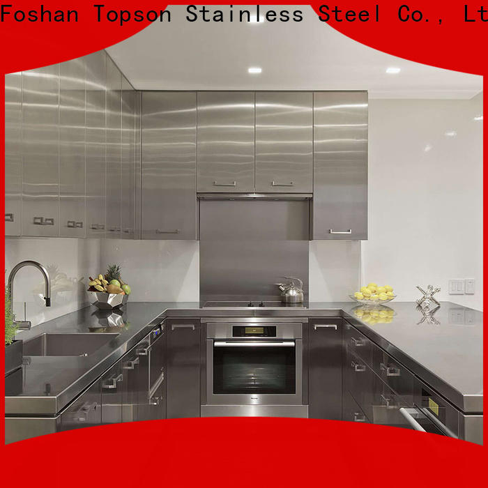 Topson furniture furniture in metal for business for decoration