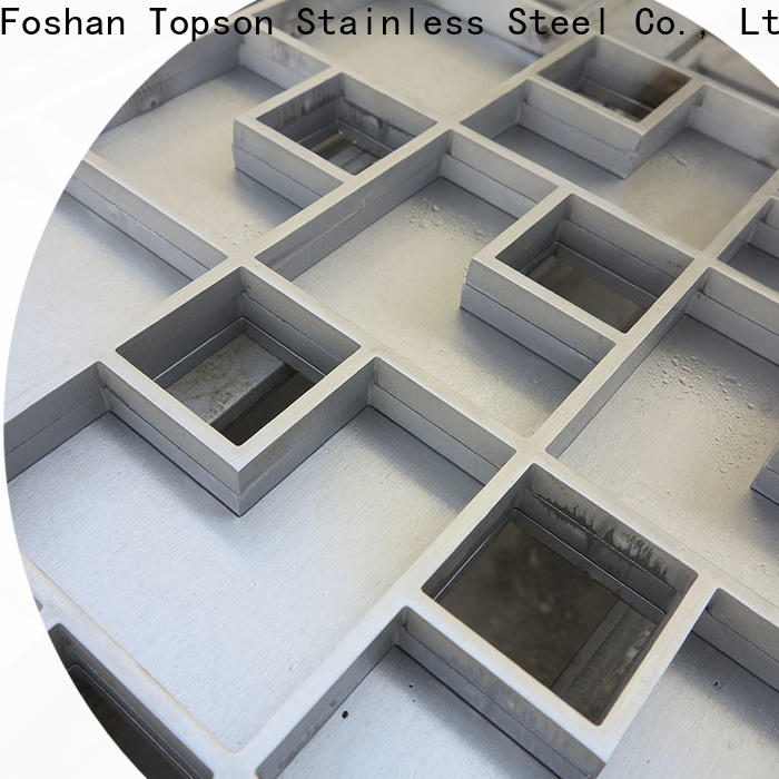 Topson tray floor drain dome Suppliers for apartment