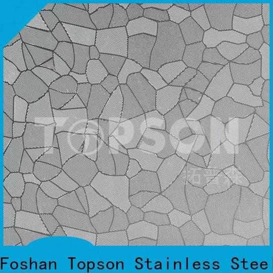 custom cut stainless steel sheet sheet for business for handrail