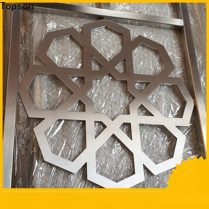 High-quality mashrabiya for sale screendecorative export for landscape architecture