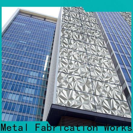 aluminium wall cladding systems