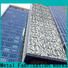 Topson jamb aluminium wall cladding systems in china for lift