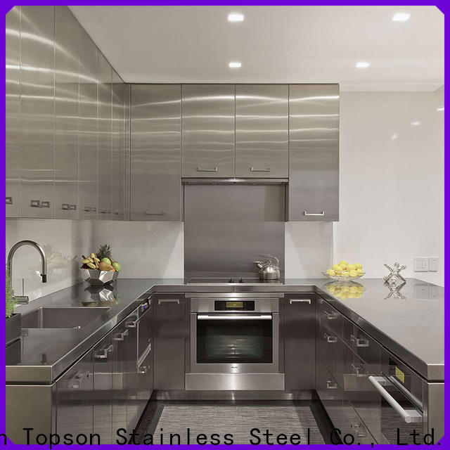Topson widely used contemporary metal furniture factory for hotel lobby decoration