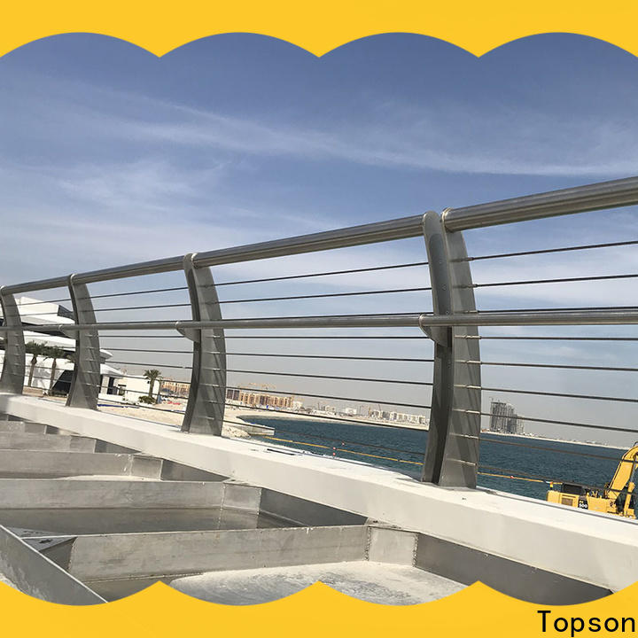 advanced technology steel cable porch railing handrailstainless for business for office
