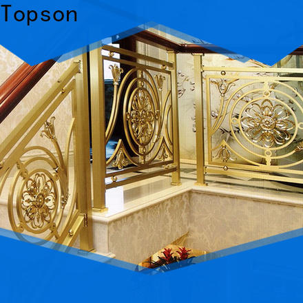 Topson high-tech stainless railing hardware manufacturers for tower