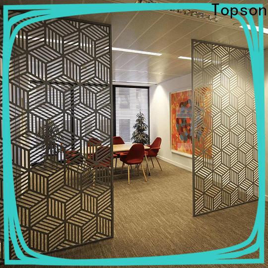 Topson stable mashrabiya design pattern manufacturers for exterior decoration