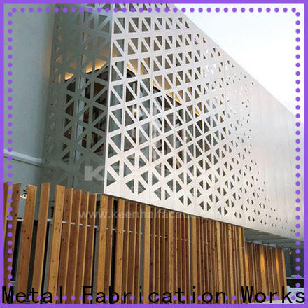 metal screen panels screens Suppliers for building faced