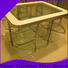 Topson cabinets metal and glass garden furniture for business for outdoor