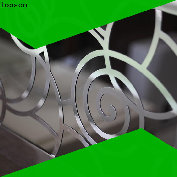 Wholesale steel cable deck railing systems handrailstainless company for apartment