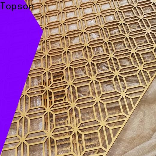 Wholesale decorative metal screen sheets chain from china for curtail wall