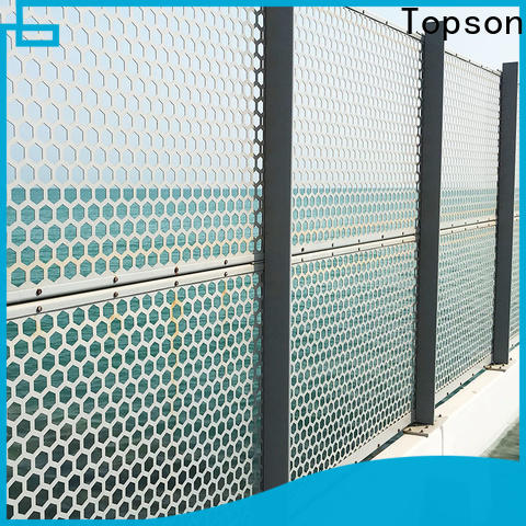 durable aluminium mashrabiya screens meshperforated for exterior decoration