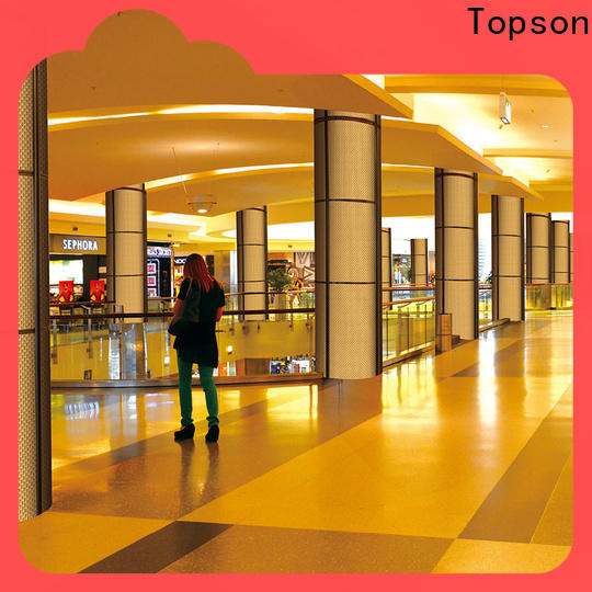 high reputation commercial stainless steel wall panels steel for shopping mall