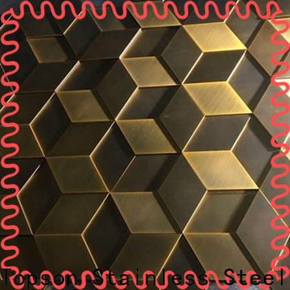 Topson cost-effective stainless kitchen wall panels for wholesale for elevator