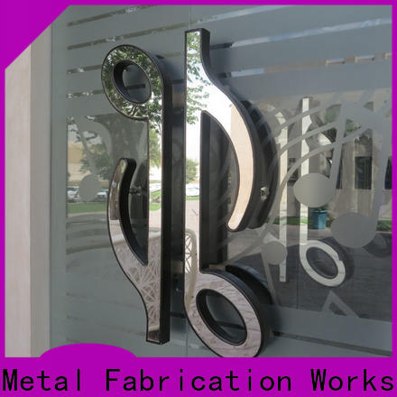 High-quality brushed steel cupboard door knobs cladding company for outdoor wall cladding