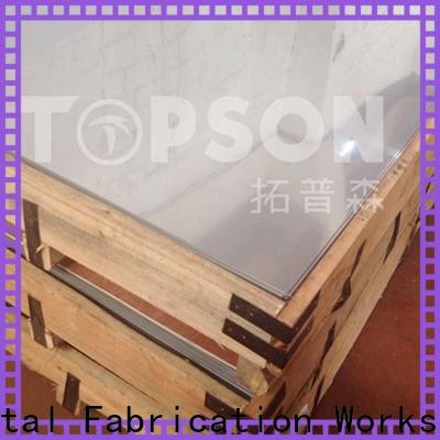 decorative steel panels for walls embossed company for floor