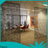 Topson metal interior decorative screens from china for building faced