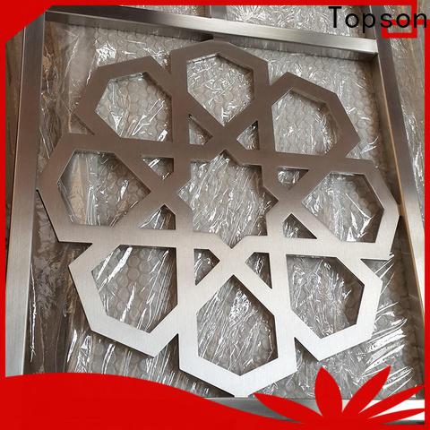 Topson Best mashrabiya house manufacturers for exterior decoration