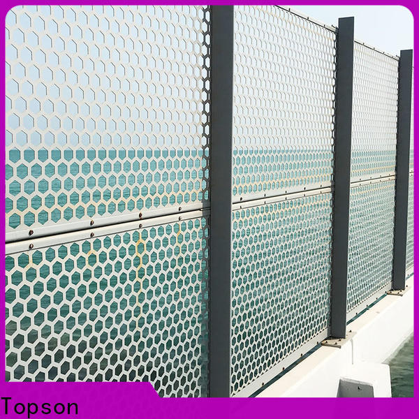 outdoor metal privacy screens panels in china for exterior decoration
