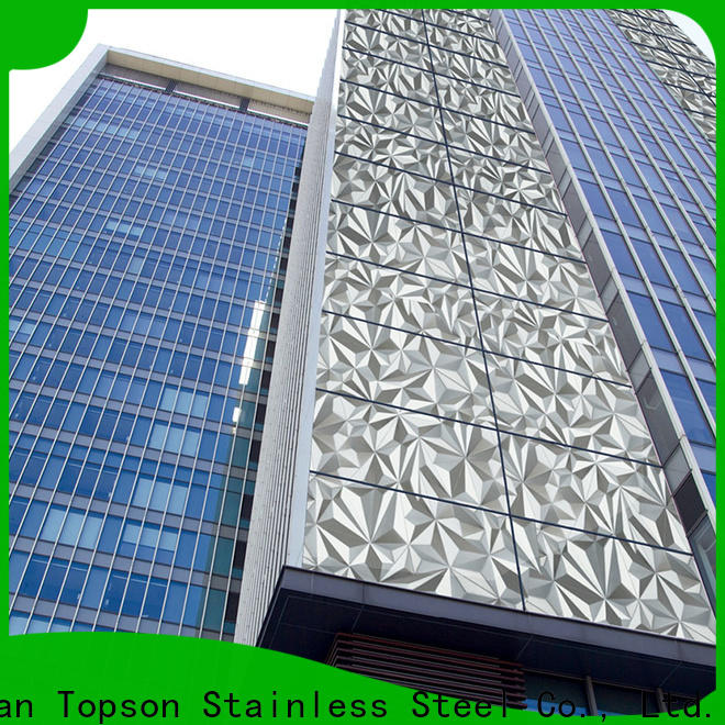 Topson Custom industrial cladding suppliers for business for elevator