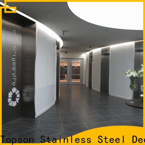 Top stainless steel cabinet door pulls handles Suppliers for roof decoration