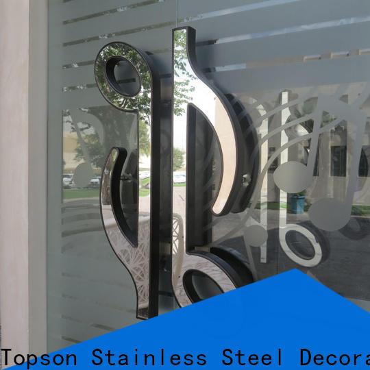 4 stainless steel door hinges