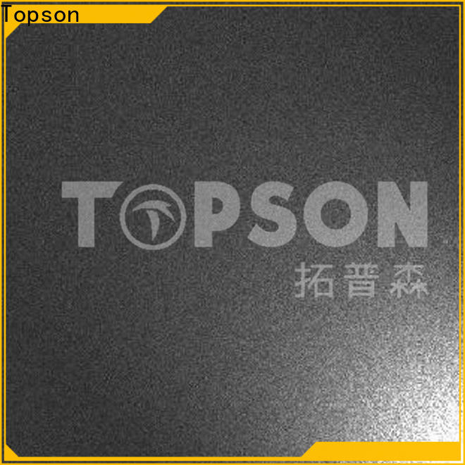 Topson stable buy stainless steel sheet metal for business for vanity cabinet decoration
