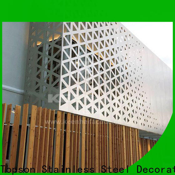 decorative metal screen panels partitionmetal export for curtail wall