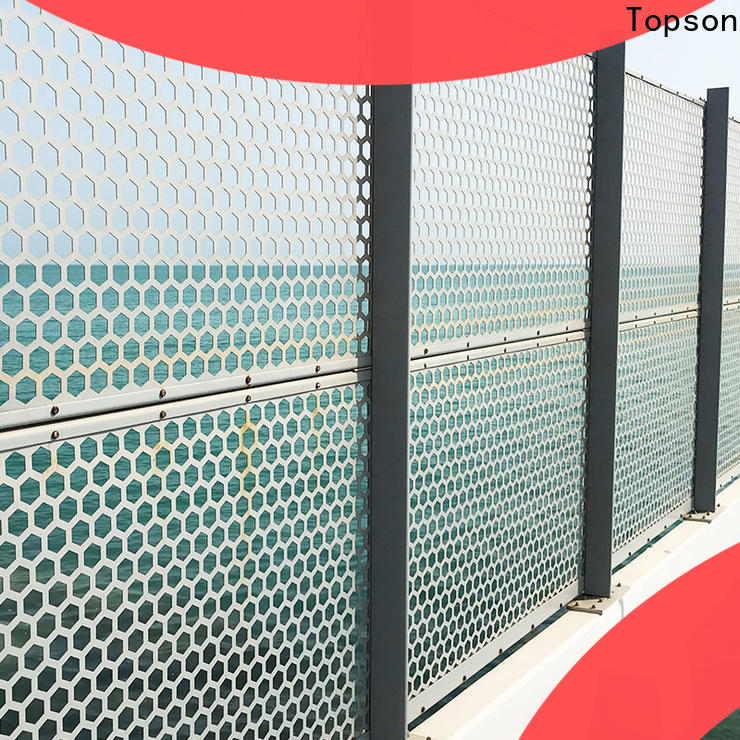 Topson elegant mashrabiya for sale Supply for landscape architecture