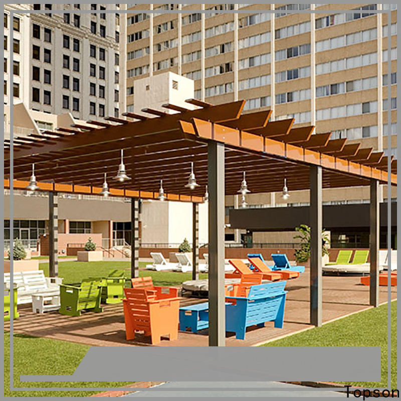 Topson durable metal works custom fabrication llc for business for park