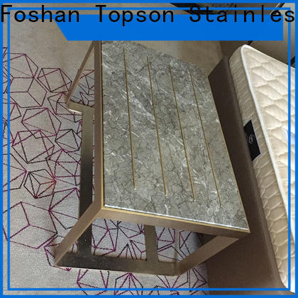 Topson High-quality custom made metal furniture for business for roof decoration