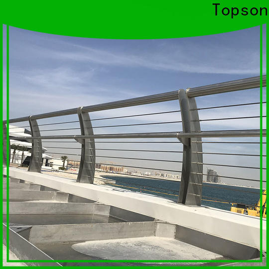 Topson popular stainless steel wire cable railing for room