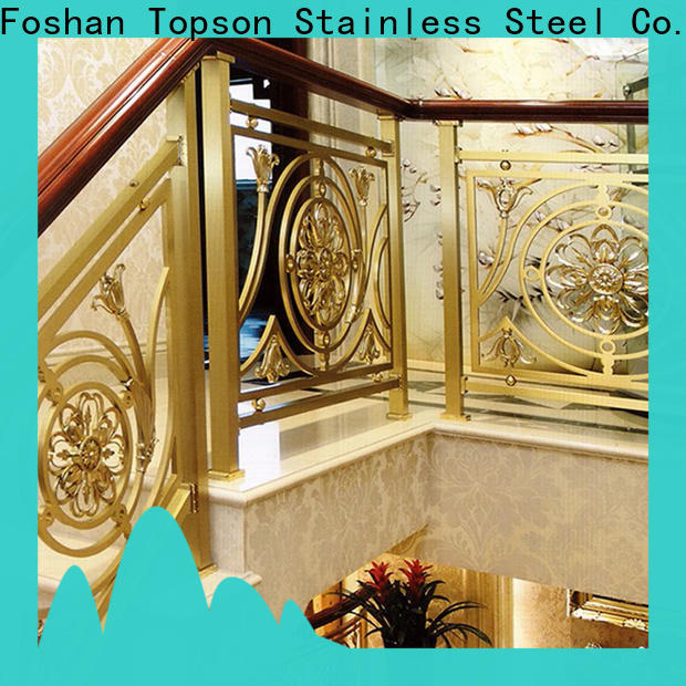 Topson staircase metal work supplies for business for office