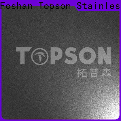 Topson decorative decorative aluminum plate company for partition screens