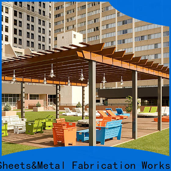 durable steel pergola kits sale frame for business for park