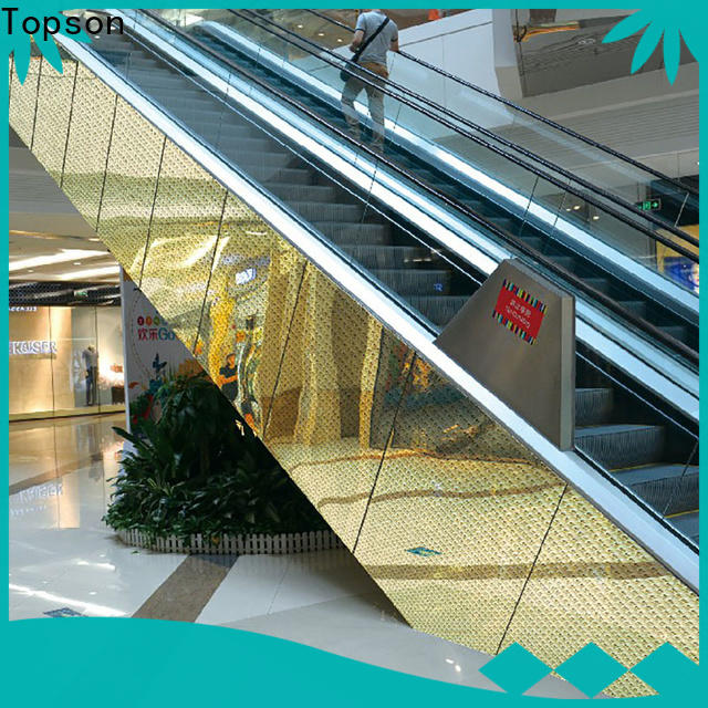 Topson jamb stainless steel cladding suppliers in china for elevator