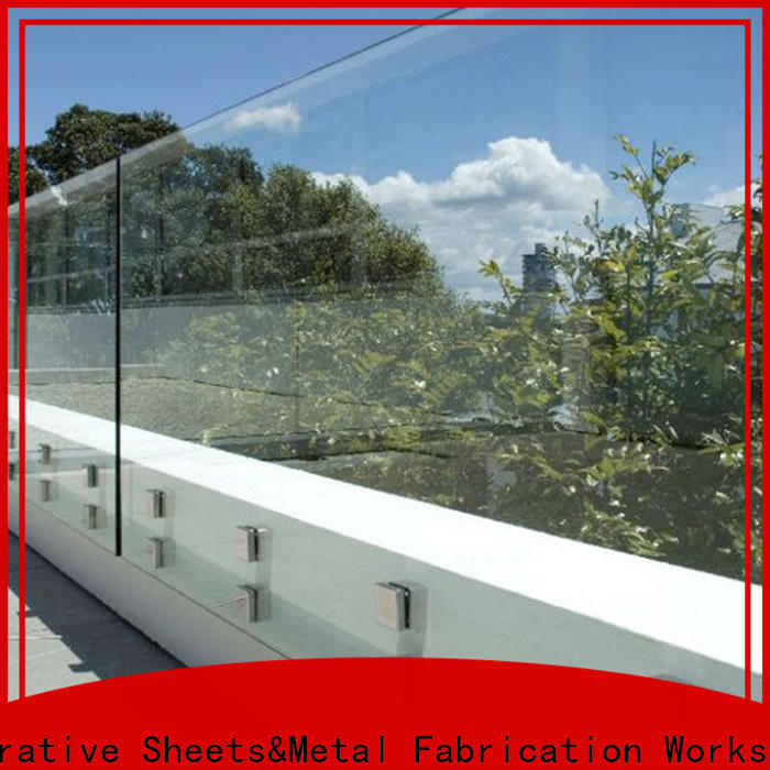 Wholesale glass city furniture modern factory for restaurant