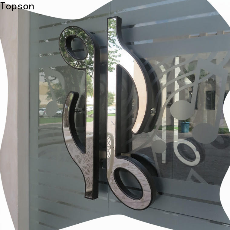 Top brushed stainless steel drawer pulls commercial for roof decoration