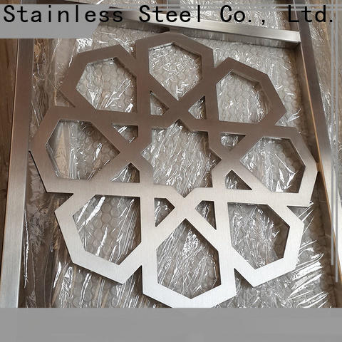 Topson Top fretwork screen panels from china for exterior decoration