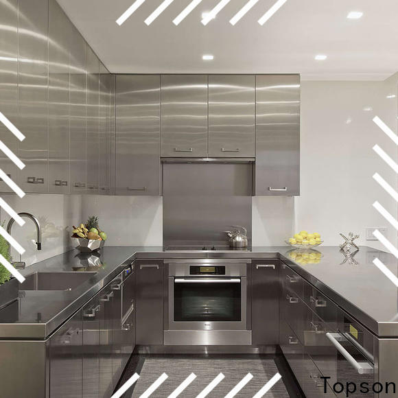 Topson fine-quality stainless cabinet for sale for business for roof decoration