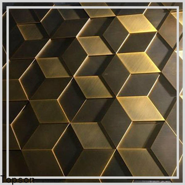 Top stainless steel cladding cladding for business for shopping mall