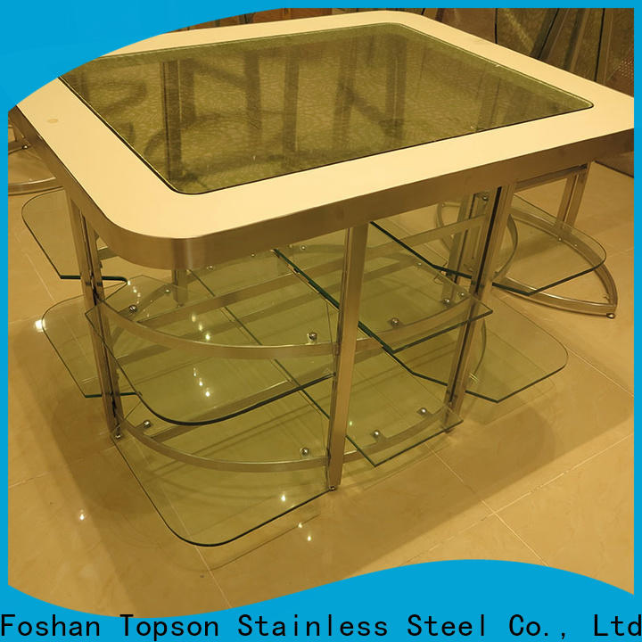 Topson cabinets stainless cabinet for sale company for interior