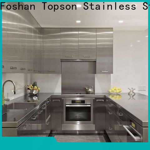 Topson steel custom metal furniture for business for hotel lobby decoration